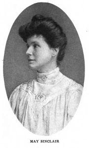 May Sinclair.