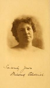 Mildred Aldrich